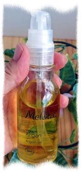 サラサラの使いやすいオイル。べたつかずに保湿してくれます。